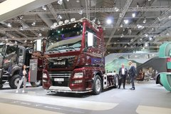 曼 TGX 640马力 4X2 牵引车 卡车图片