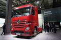 奔驰 新Actros重卡 450马力 4X2牵引车(型号1845 LS)