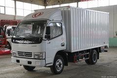 东风 多利卡D5 88马力 3.5米易燃气体厢式运输车(EQ5041XRQ3BDCACWXP)