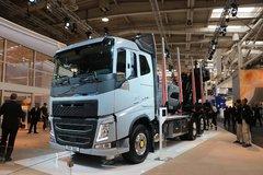 沃尔沃 新FH重卡 540马力 6X2R木材运输车 卡车图片