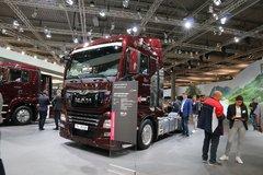 曼(MAN) TGX系列重卡 420马力 4X2牵引车(TGX18.420) 卡车图片