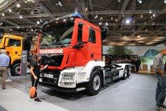 曼(MAN) TGS系列重卡 500马力 6X4牵引车(型号:TGS26.500) 卡车图片
