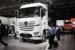 奔驰 新Actros重卡 450马力 6X4牵引车(型号2645) 卡车图片
