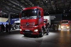 疾驰 新Actros重卡 460马力 4X2牵引车(型号1846 LS) 卡车图片