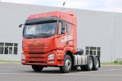 青岛束缚 JH6重卡 460马力 6X4牵引车(凸地板)(CA4250P26K2T1E5A80) 卡车图片