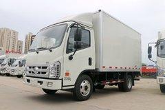 福田 时代H1 102马力 3.67米单排厢式轻卡(BJ5046XXY-H5) 卡车图片