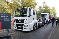 曼(MAN) TGS系列重卡 460马力 4X2大件车(TGS18.460 4x2 LL-U) 卡车图片