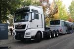 曼(MAN) TGX系列重卡 640马力 8X4大件车(TGX41.640)