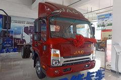 江淮 帅铃Q6 全能物流版 150马力 4.18米单排仓栅式轻卡(HFC1043P71K8C2V) 卡车图片