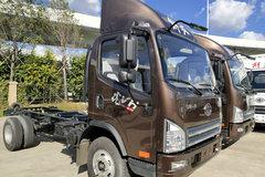 束缚 虎VH 160马力 4.16米单排轻卡底盘(CA1040P40K59L2BE5A84) 卡车图片