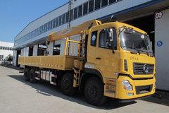 东风商用车 天龙 315马力 8X4 7.5米随车吊(DFC5310JSQA1)