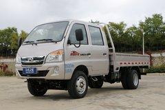 北汽黑豹 Q3 1.5L 112马力 汽油 3米双排栏板微卡(BJ1030W50JS)