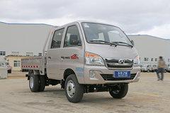 北汽黑豹 Q7 1.5L 112马力 汽油 2.595米双排栏板微卡(BJ1036W50JS)