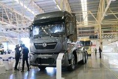 西风商用车 新天龙KL重卡 450马力 6X4牵引车(DFH4250D) 卡车图片