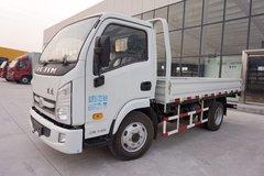 跃进 上骏X100-28 102马力 3.65米单排栏板轻卡(SH1042KBDBNZ) 卡车图片