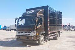 福田 时代H3 124马力 4.18米单排仓栅式轻卡(BJ5043CCY-J7) 卡车图片