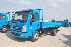 跃进 上骏X500-33 143马力 4.2米单排栏板轻卡(SH1042KFDCWZ4) 卡车图片