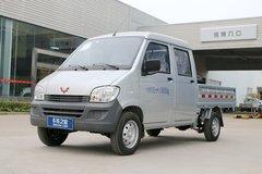 五菱 之光 1.2L 82马力 汽油 2米双排微卡(LZW1020SBQY) 卡车图片
