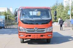 福田时代 M3 156马力 4.23米单排栏板轻卡(BJ1043V9JEA-FF) 卡车图片