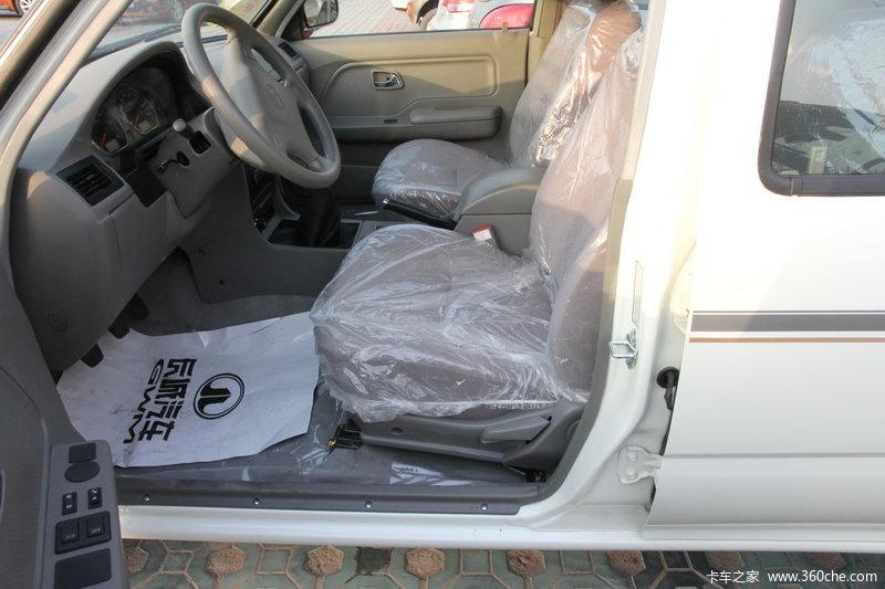 【图】长城 迪尔 2.3l汽油 双排皮卡_实拍图片_68695
