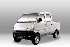 长安商用车 星卡 0.8L 39马力 汽油 1.4米双排栏板微卡 卡车图片