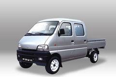长安商用车 星卡 1.0L 53马力 汽油 1.4米双排栏板微卡 卡车图片