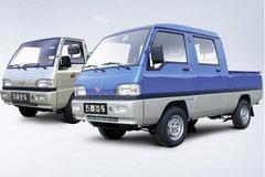 五菱 PN系列 1.0L 47马力 汽油 双排栏板微卡(LZW1010PSNE3) 卡车图片