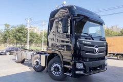 福田 欧曼GTL 6系重卡 300马力 6X2 7.8米栏板载货车(BJ1259VMPHE-AB)