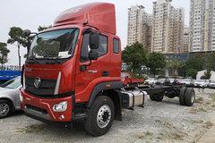 福田 瑞沃ES5 220马力 4X2 9.65米厢式载货车(BJ5185XXY-FH) 卡车图片