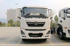 东风商用车 天龙KL 290马力 6X4 环卫载货车底盘(www.js77888.com)(DFH1250D4) 卡车图片