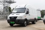 南京依维柯 宝迪 EV46 4.5T 5.99米纯电动封闭厢式货车