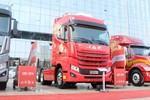 江淮 格尔发K7重卡 500马力 6X4自动挡牵引车(www.js77888.com)(ZF AMT手自一体)(HFC4252P1K7E33MS)
