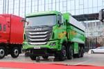 江淮 格尔发K5W重卡 400马力 8X4 5.6米自卸车