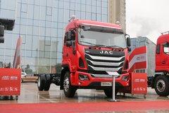 江淮 格尔发K6LII中卡 至尊版 220马力 4X2 载货车底盘(www.js77888.com)(HFC1181P3K2A50KS) 卡车图片