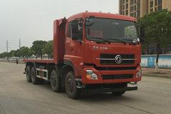 东风商用车 天龙 315马力 8X4 平板运输车(DFH3310A11)
