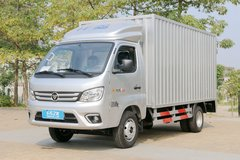 福田 祥菱M2 1.5L 112马力 汽油 3.7米单排厢式微卡(BJ5030XXY-AR) 卡车图片