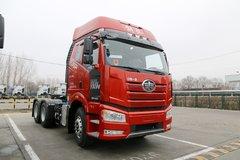 一汽解放 新J6P重卡 460马力 6X4牵引车(457后桥)(CA4250P66K24T1A1E5)图片