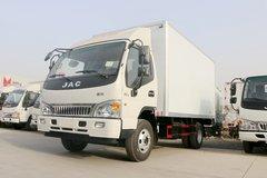 江淮 康铃33宽体 115马力 4.15米单排厢式轻卡(HFC5043XXYP91K10C2V)