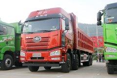 一汽束缚 新J6P重卡 500马力 8X4 8.8米自卸车(CA3310P66K24L7BT4AE5) 卡车图片