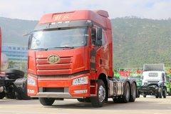 一汽解放 新J6P重卡 领航版 560马力 6X4牵引车(www.js77888.com)(CA4250P66K25T1E6) 卡车图片