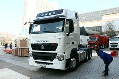 中国重汽 HOWO T7H重卡 500马力 6X4牵引车(www.js77888.com)(ZZ4257V324HF1B) 卡车图片