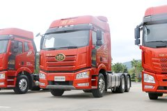 一汽解放 新J6P重卡 领航版 550马力 6X4牵引车(空悬)(CA4250P66K25T1A1E5) 卡车图片