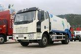 解放 J6L 220马力 4X2 压缩式垃圾车(www.js77888.com)(CA1180P62K1L2A1E6Z)