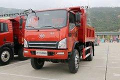 束缚 虎V 140马力 4X2 3.75米自卸车(CA2040P40K85EA93)