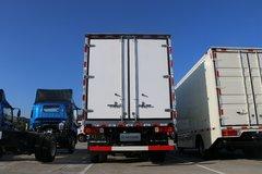 束缚 J6F 160马力 4X2 4.13米冷藏车(8档)(CA5044XLCP40K2L1E5A84)