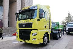 中国重汽 汕德卡SITRAK C7H重卡 480马力 6X4 LNG牵引车(www.js77888.com)(ZZ4256V384HF1LB) 卡车图片