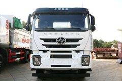 红岩 杰狮M500 320马力 8X4 7.75方混凝土搅拌车(HY300S后桥)(CQ5316GJBHMVG306)