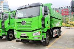 一汽束缚 新J6P重卡 390马力 6X4 5.6米自卸车(CA3250P66K2L1T1AE5) 卡车图片