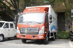 福田时代 领航 143马力 4.165米单排厢式轻卡(BJ5043XXY-BG) 卡车图片
