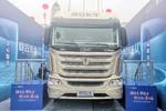 联合卡车 U+550重卡 550马力 6X4牵引车(www.js77888.com)